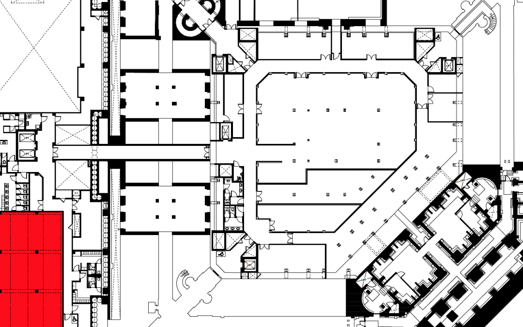 Land Registry Lease Plan – 10 Trinity Square