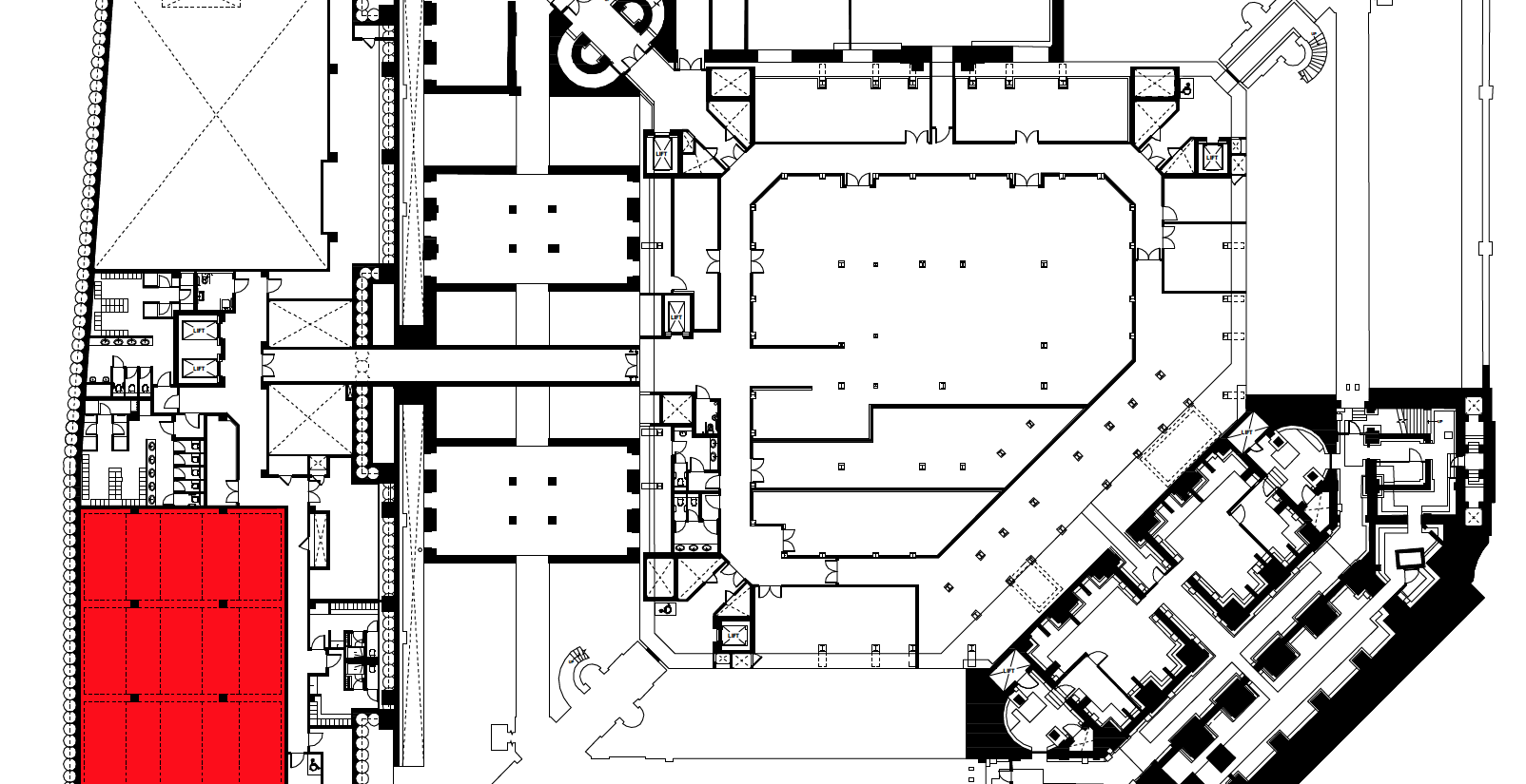 Land Registry Lease Plan 10 Trinity Square Lease Plans