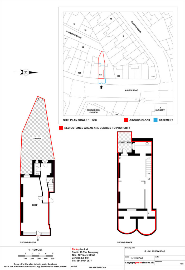 Lease Plans By Photoplan Land Registry Lease Plans